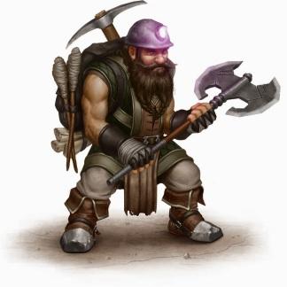 generic dwarf 5e